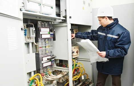 Industricial Electrician