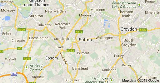 Suttonmap