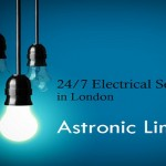 Astronic Ltd - 247 Electrical Services in London