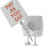 pay as you go electricity