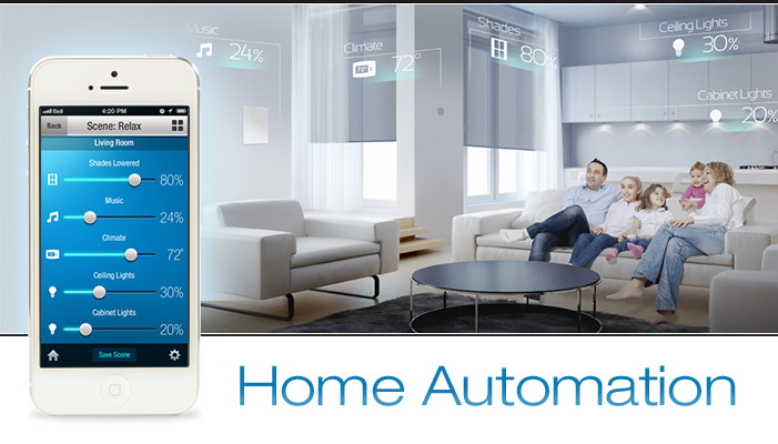 Home automation system keeps your home safe astronic for Automated home system